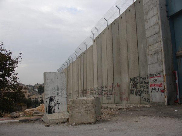 Santa's Ghetto Bethlehem