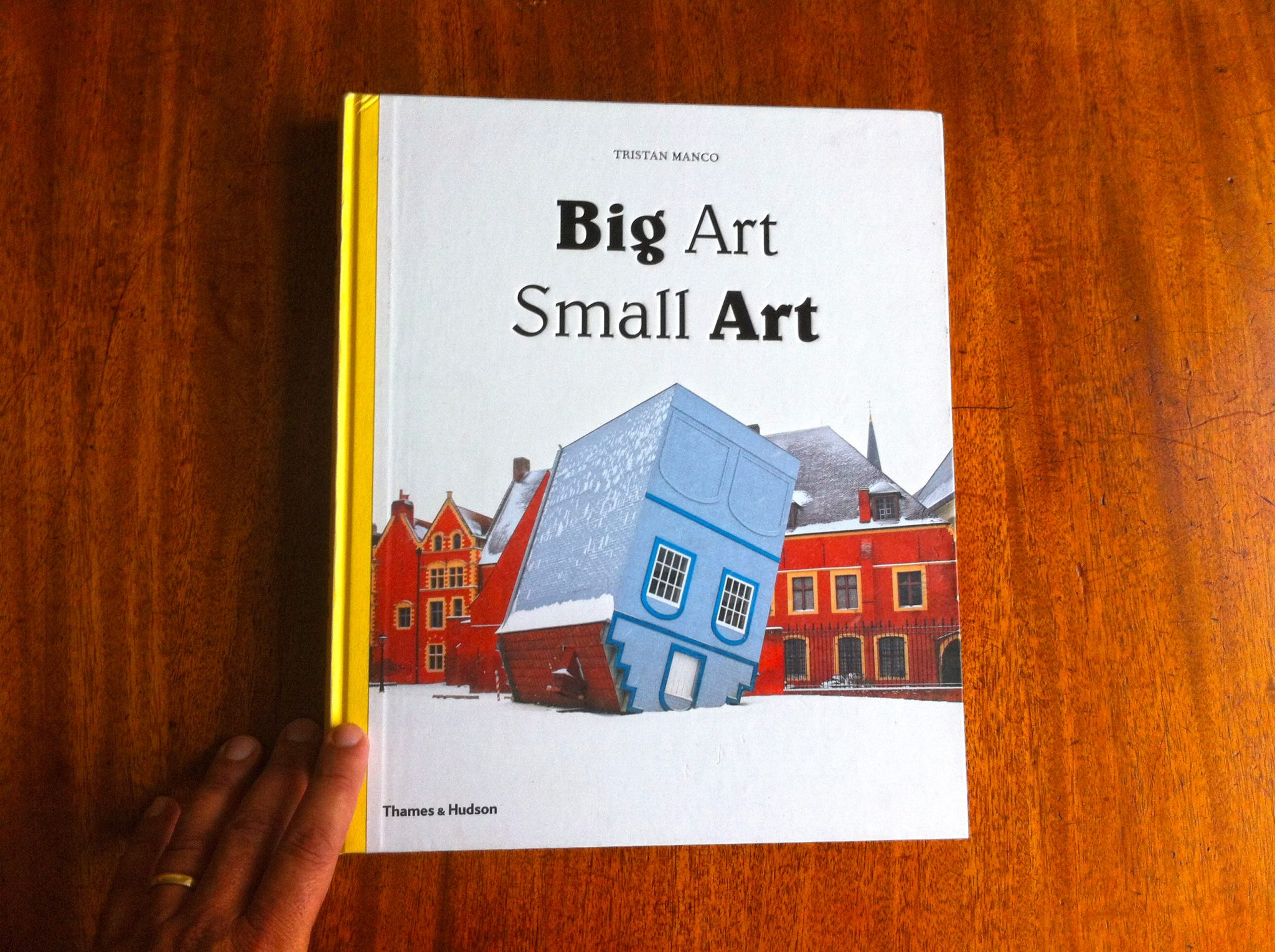 Big Art / Small Art, 2014