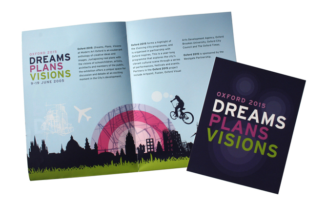 Oxford 2015 - Dreams, Plans & Visions
