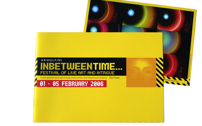 Arnolfini - InbetweenTime Festival