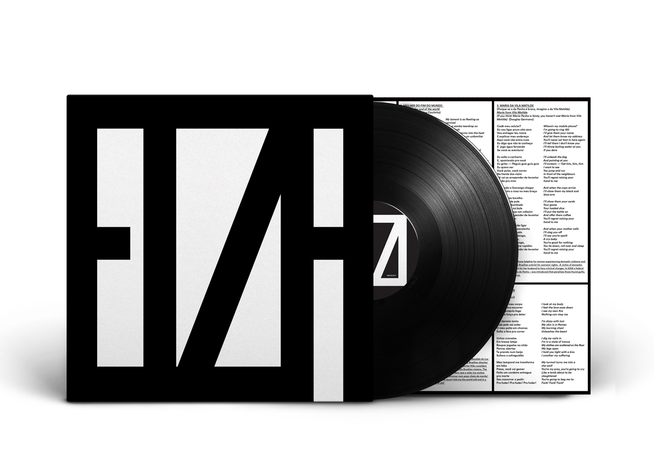 Elza Album Design