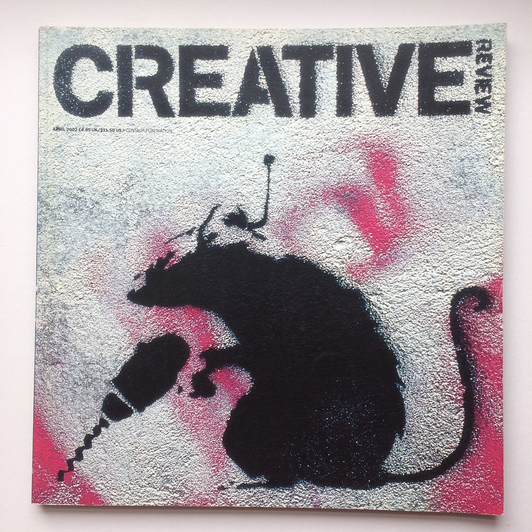Creative Review Stencil Cover